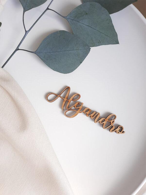 marcasitios-nombre-madera -bodasbonitas